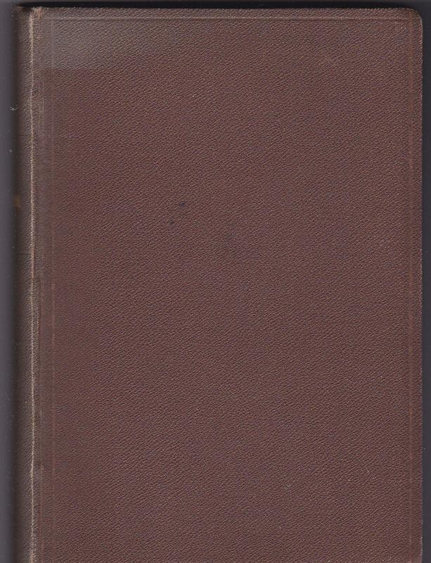 Kuhlenbeck, Ludwig (Übersetzer und Hrsg.) Giordano Bruno's Eroici furori oder Zwiegespräche vom Helden und Schwärmer