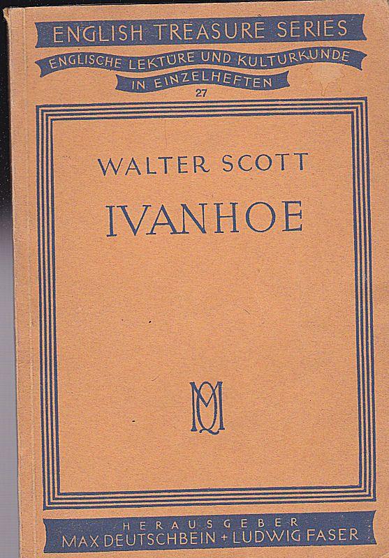 Schott, Walter Ivanhoe