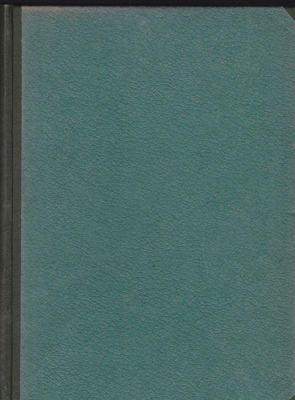 Schätz, Jos.Jul. (Hauptschriftleiter), Deutscher Alpenverein (Hrsg.) Der Bergsteiger 11. Jahrgang Oktober 1940 bis September 1941. Deutsche Monatsschrift für Bergsteigen, Wandern und Schilaufen