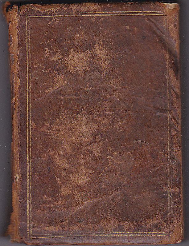 Voss und Goecking (Hrsg.) Musen Almanach für 1786