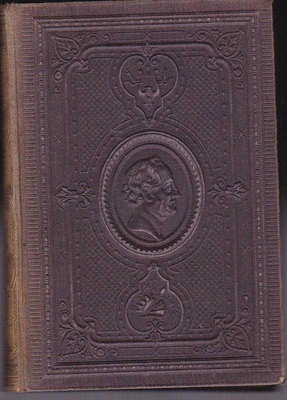 Goethe, Johann Wolfgang Goethe's sämmtliche Werke. Erste illustrirte Ausgabe Band 7-8 (apart)