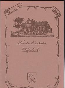 Giesecke, Ursula, Bundesausschuss der Arbeitsgemeinschaften (Hrsg) Kinder-Krankenhaus Tagebuch1867-1869