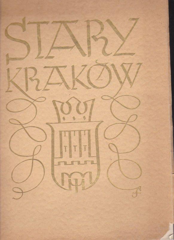 Seifert, Franciszek Stary Krakow - Ancienne Cracovie - Old Cracow - Alt Krakau