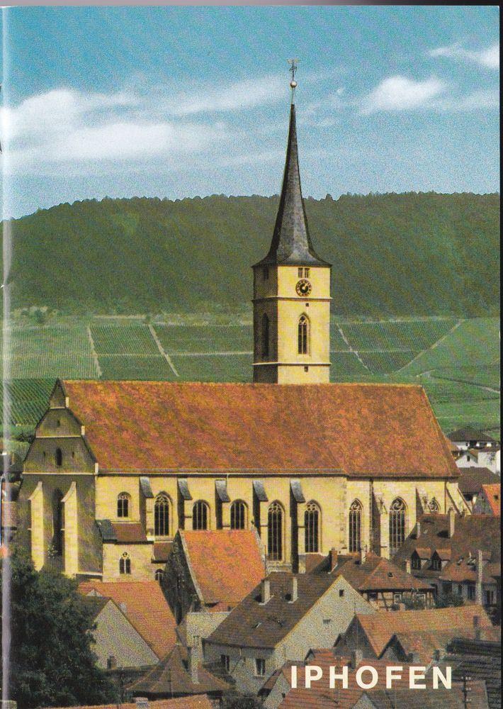Schnell, Hugo und Mai, Paul (Hrsg) Katholische Stadtpfarrkirche St Vitus Iphofen