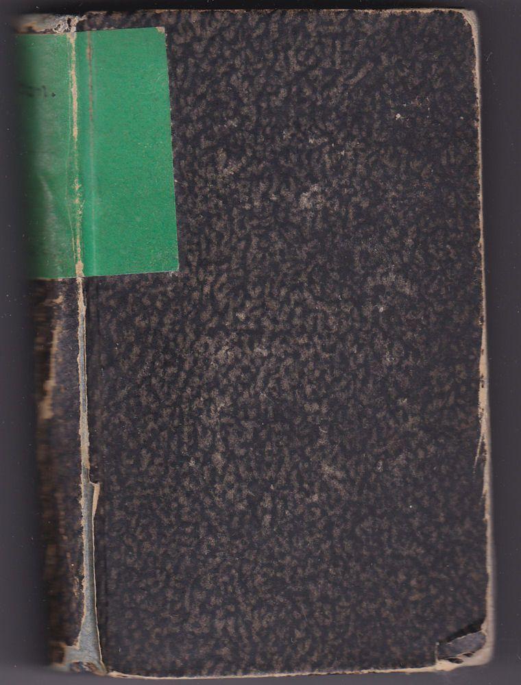Meyer's Groschen-Bibliothek der Deutschen Classiker 1. bis 3., 10. und 29. Bändchen: