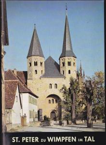 Michalski, Andreas St. Peter zu Wimpfen im Tal. Ehemalige Ritterstiftskirche, Klosterkirche der Benediktinerabtei Grüssau