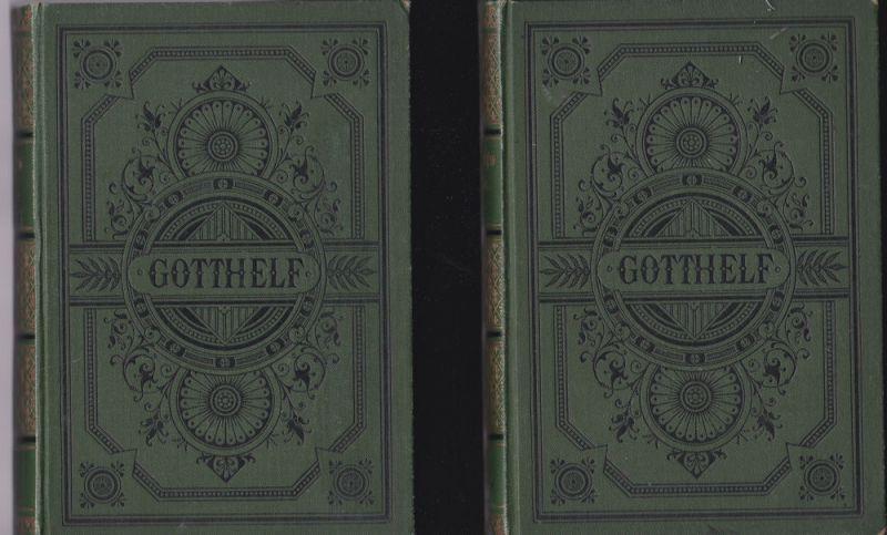 Gotthelf, Jeremias Jeremias Gotthelfs ausgewählte Werke in vier Bänden