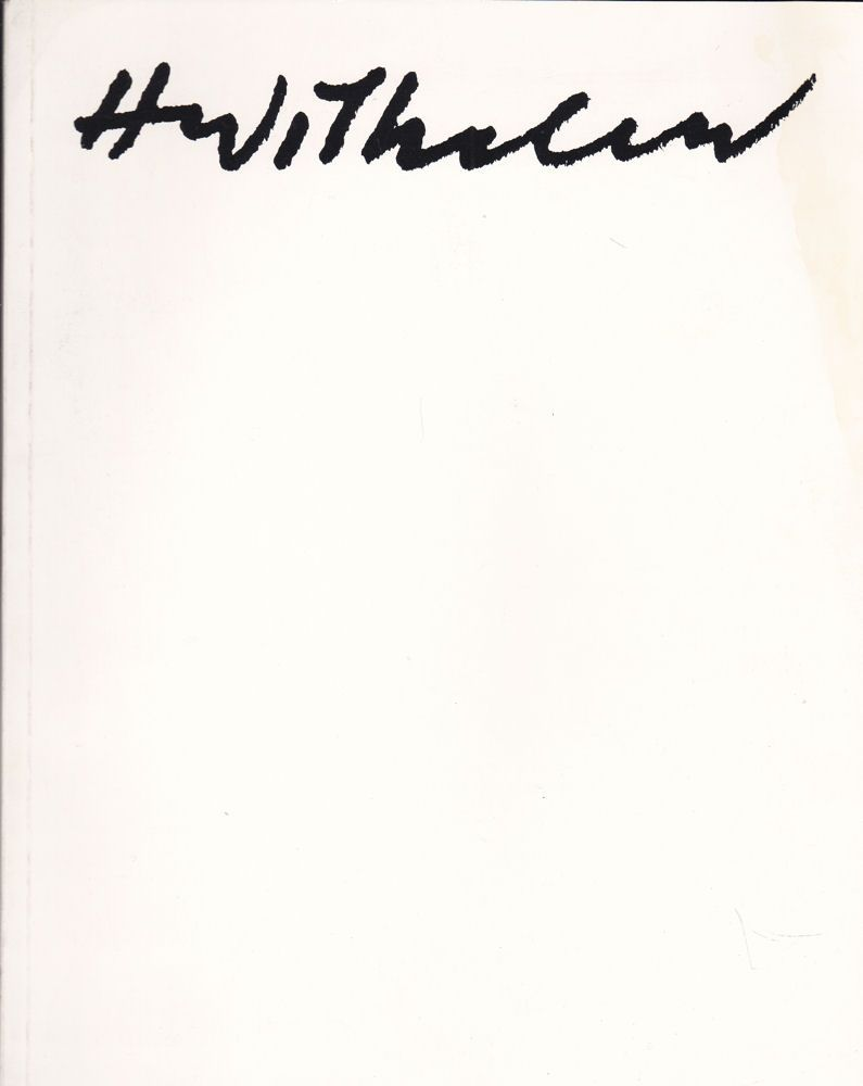 Falk, Hans G. (Gestaltung), Akademie der Bildenden Künste, Nürnberg (Hrsg) Katalog: Hermann Wilhelm