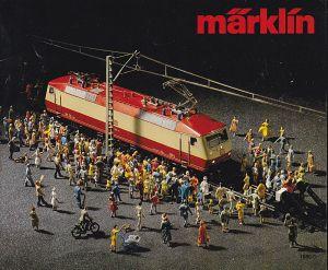 Märlin (Hrsg.) Märklin Katalog 1980 D