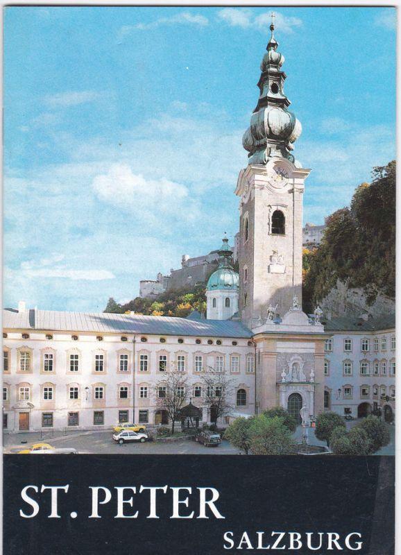 Hermann, P.Friedrich Erzabtei St. Peter Salzburg 0