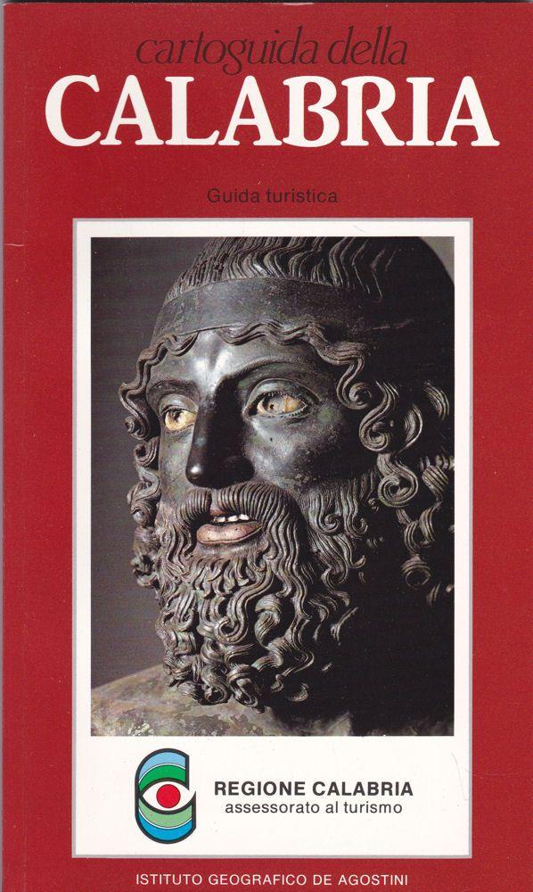 Instituto Geografico de Agostini (Hrsg) Cartoguida della Calabria. Guida turistica