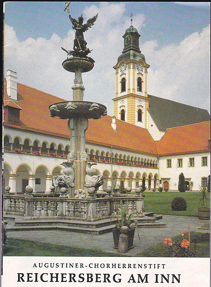 Engl, Franz Augustiner-Chorherrenstift Reichsberg am Inn