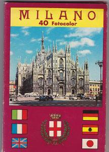 Milano, 40 Fotocolor