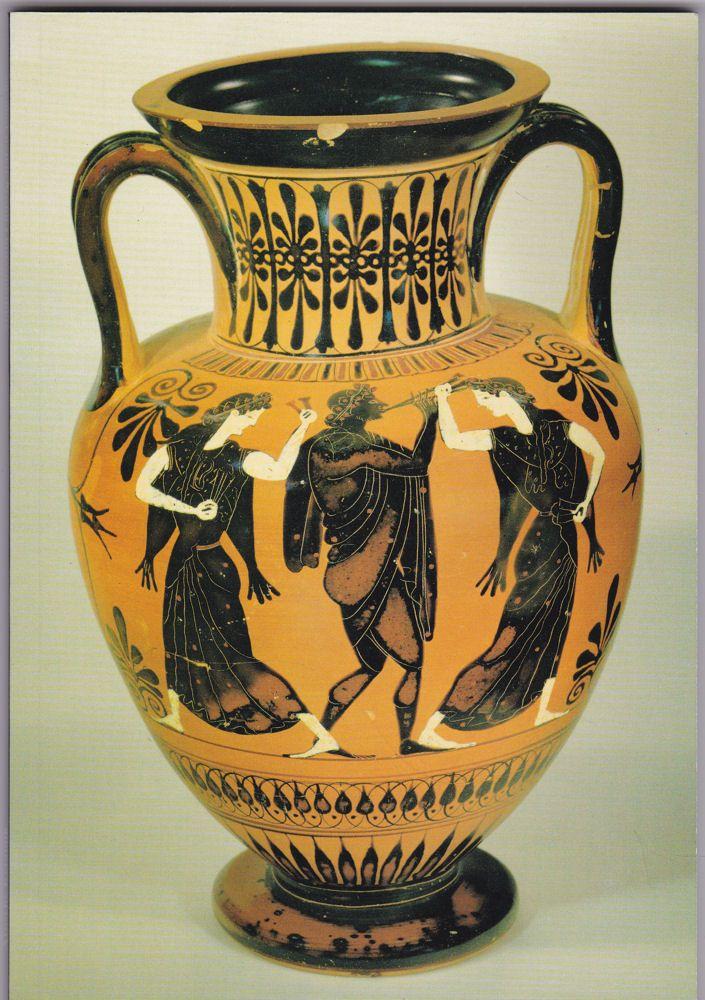 Gassen: Richard W. Attische Keramik. Schwarzfigurige Gefäße aus dem Besitz des Martin von Wagner-Museums der Universität Würzburg (Ausstellungskatalog)