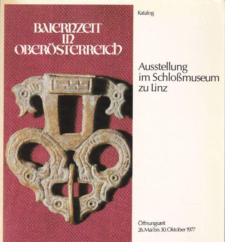 Tassilo, Severin zu Ausstellungskatalog: Obaiernzeit in Oberösterreich