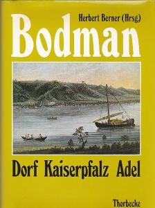 Berner, Herbert Bodmann- Dorf, Kaiserpfalz, Adel Band 1
