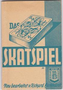 Burghardt, Richard (neu bearbeitet von) Das Skatspiel