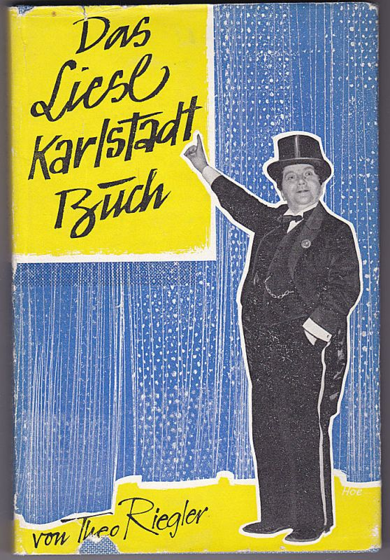 Riegler, Theo Das Lisl Karlstadt Buch