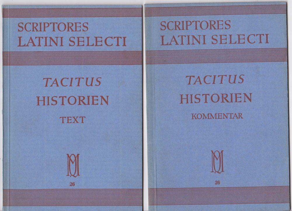 Prehn, Bruno (Hrsg) Cornelius Tacitus Historiarum Libri, Auswahl und Kommentar