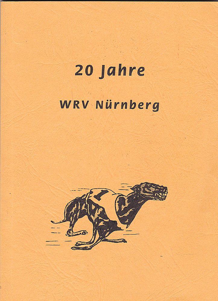 Heydrich, Angelika 20 Jahre WRV Nürnberg