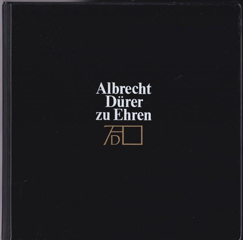 Albrecht Dürer Gesellschaft e.V. Albrecht Dürer zu Ehren. Katalog 18