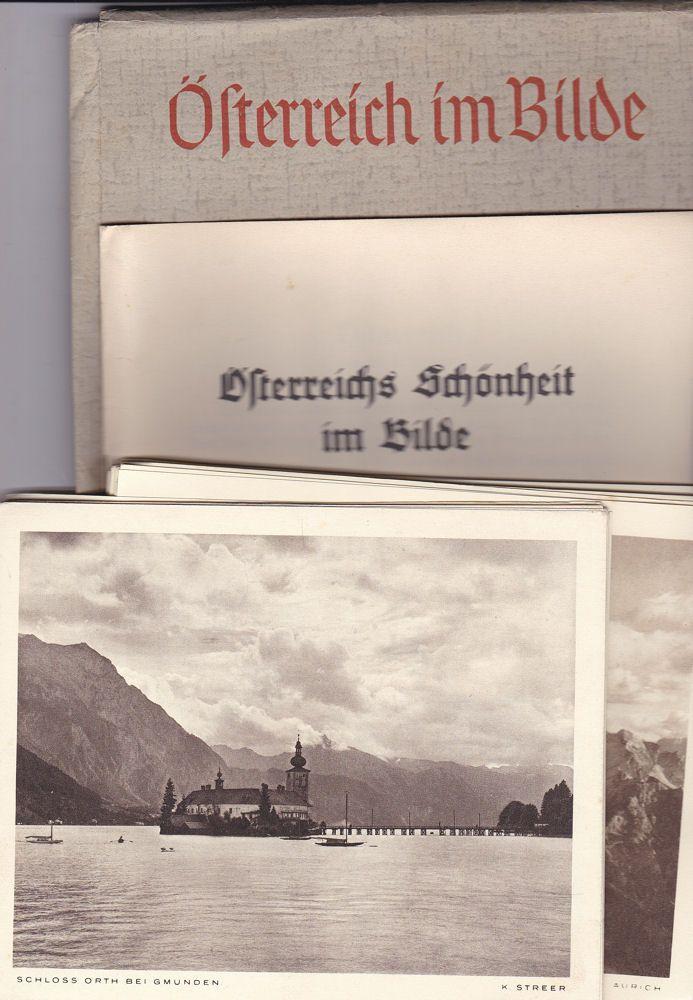 Streer, Karl Österreichs Schönheit im Bilde