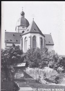 Mayer, Klaus St. Stephan in Mainz. Ehemals Stifts-, jetzt Pfarrkirche