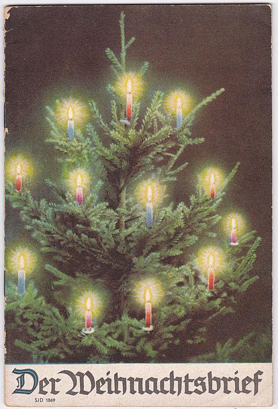 Bach, Arthur Der Weihnachtsbrief