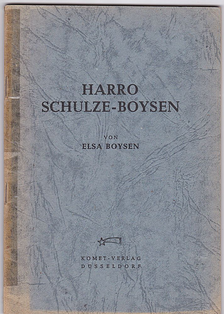 Boysen, Elsa Harro Schulze-Boysen