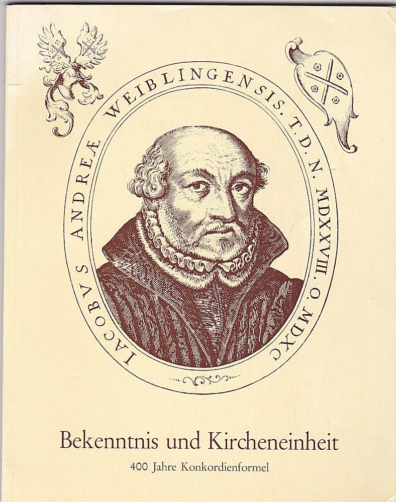 Sprusansky, Svetozar Bekenntnis und Kircheneinheit, 400 Jahre Konkordienformel
