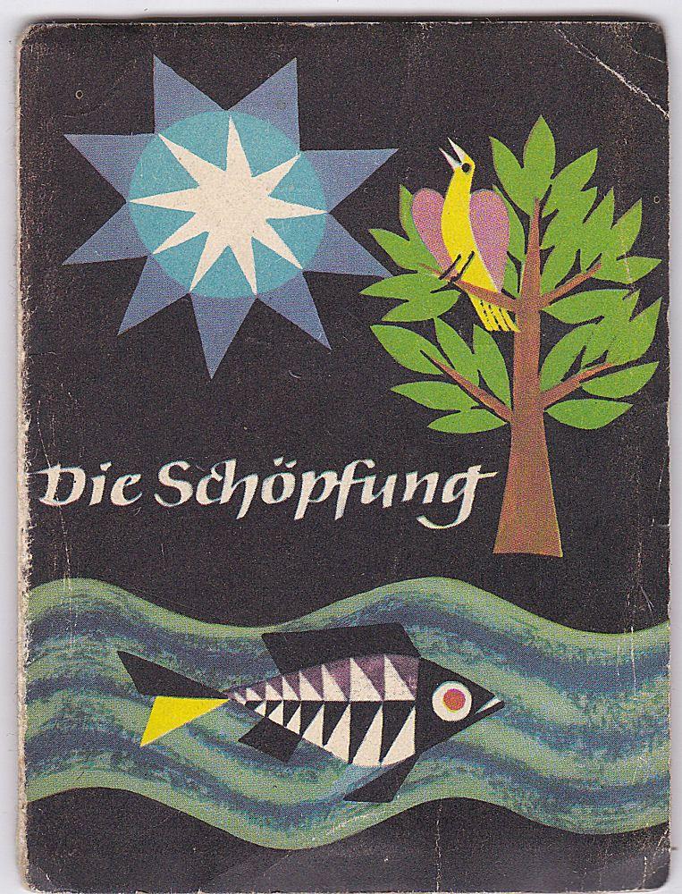 Herrmann, Reinhard (Zeichner) Die Schöpfung