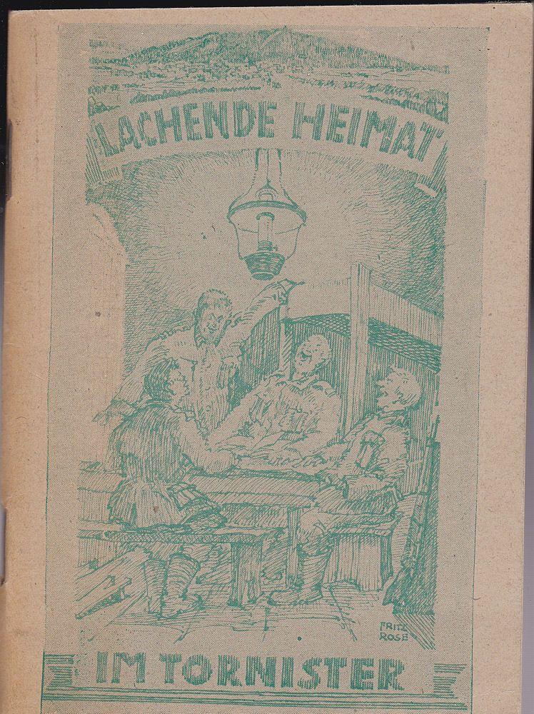 Herold, Emil Lachende Heimat im Tornister V(5): Am Jungferles Teichla. (Der Maler Schulz und der Semmelweck)