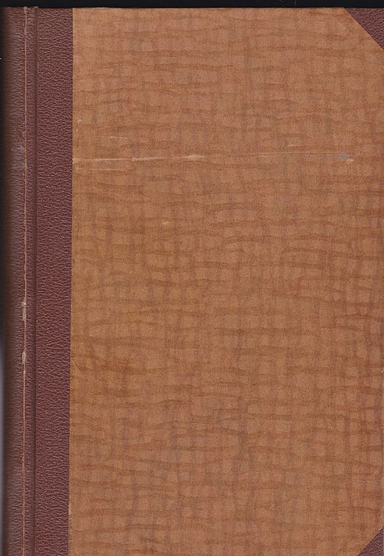 Real-Absolvia, Nürnberg 1869 (Hrsg) Real-Absolvia Nürnberg, Bundes-Nachrichten ( 1927-1937 zu einem Buch gebunden)