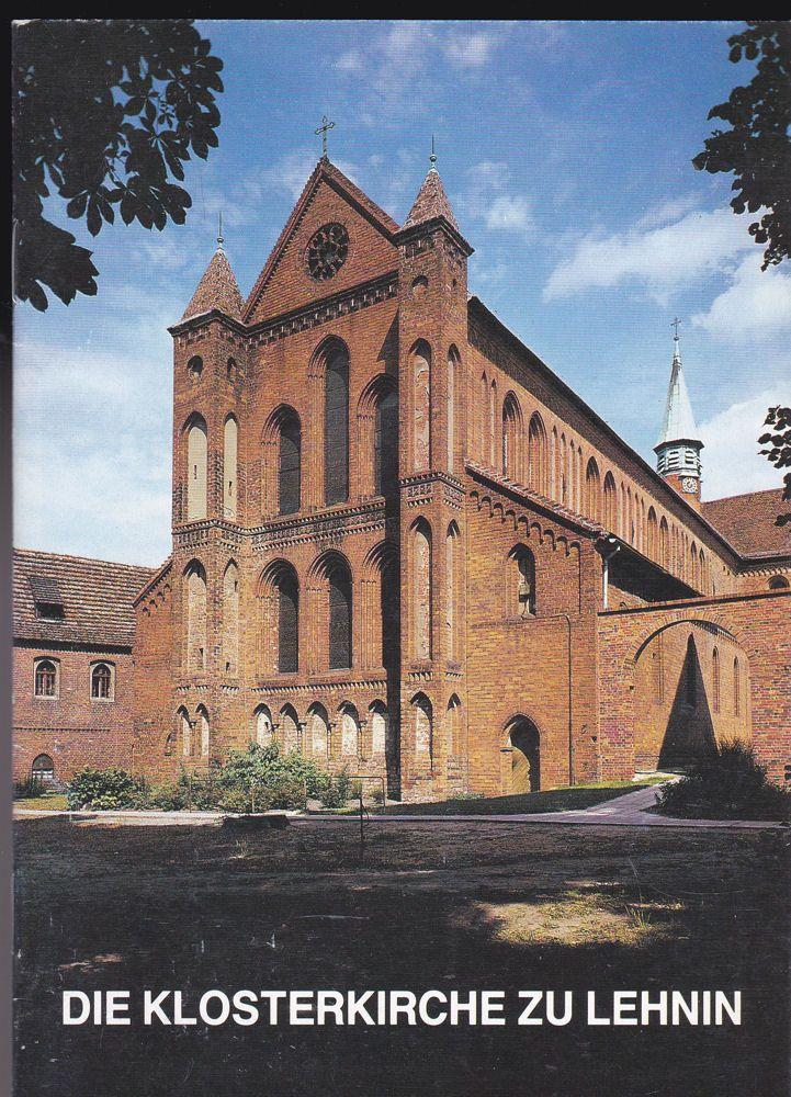Ullmann, Ernst Ehem. Zisterzienserkirche, jetzt Evang. Kirche St. Marien Lehnin
