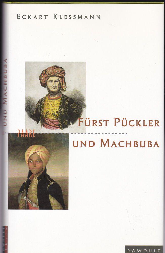 Klessmann, Eckart Fürst Pückler und Machuba