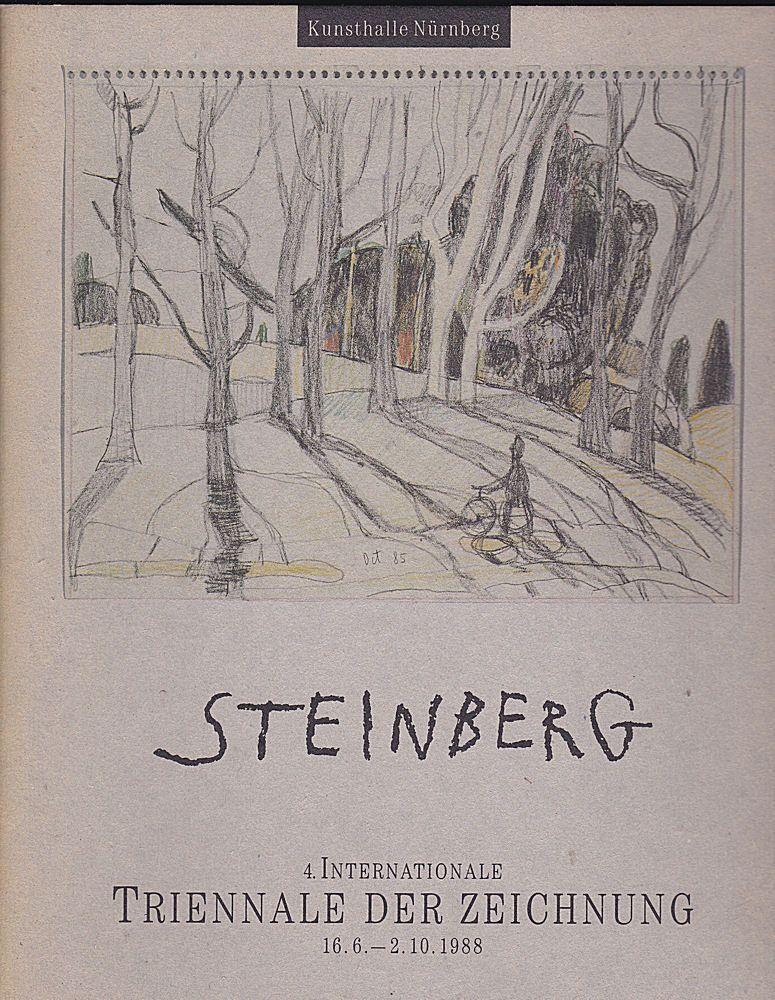 Kunsthalle Nürnberg (Hrsg.) 4. Internationale Triennale der Zeichnung: Steinberg