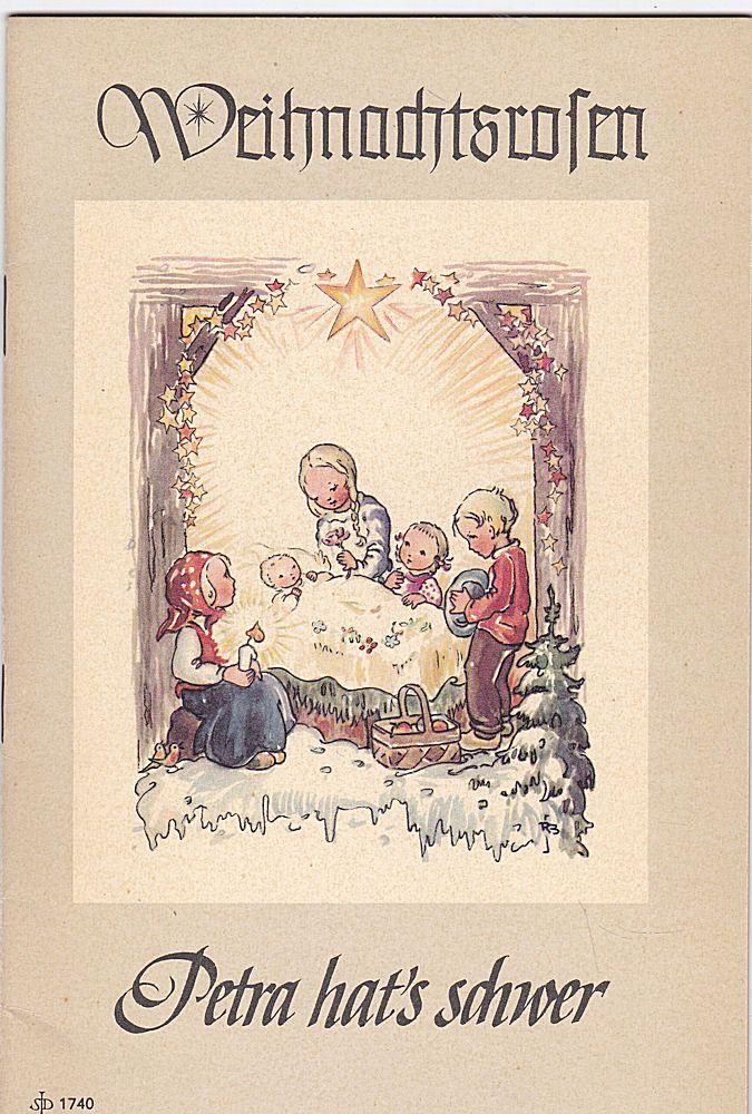 Borkowski, Fridel Weihnachtsrosen: Petra hat's schwer