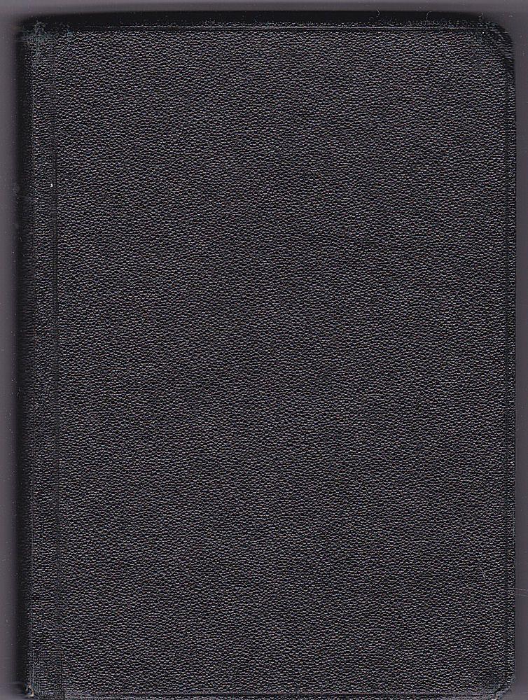 Rhein-u.Westf. Pwb-Synode, Poetter-Essen, Wilhelm (Zeichnungen) Evangelisches Gesangbuch für Rheinland und Westfahlen