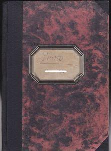 Jubiläums-Ausgabe des Bismarker Tanz-Album für Streichmusik und für Salon-Orchester, o.J. (um 1920)