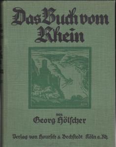 Hölscher, Georg Das Buch vom Rhein