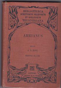 Roos, A.G. Arrianus - Flavii Arrriani Anabasis Alexandri