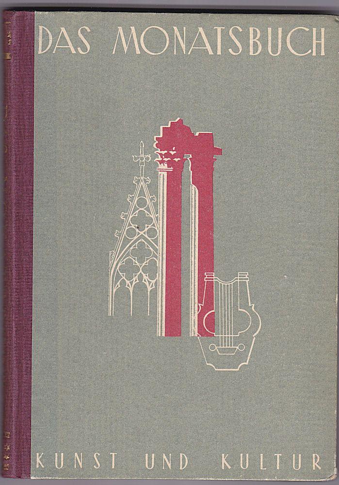 Verlag Rudolf Hans Hammer (Hrsg) Das Monatsbuch V (5) - Hausbücherei für Kunst und Kultur