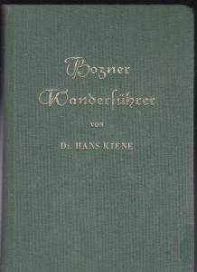 Kienle, Hans Bozner Wanderführer