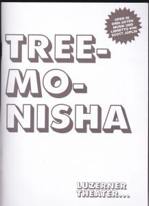 Luzerner Theater (Hrsg) Programmheft: Scott Joplin- Treemonisha. Operette in drei Akten