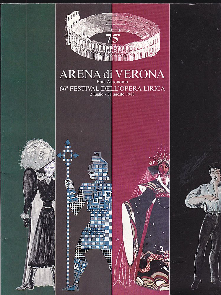Arena di Verona Arena di Verona 1988