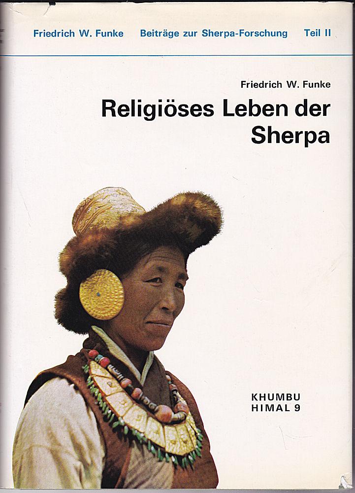 Funke, Friedrich W. Religiöses Leben der Sherpa