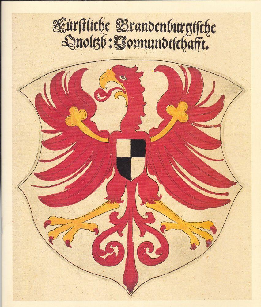 Kunstverein Ansbach, e.V. (Hrsg) Festlicher Benefiz-Empfang zur Eröffnung der Hohenzollernwoche.
