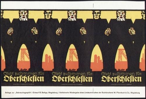 Bethge, Rolf (Magdeburg): Steht zusammen für Oberschlesien.