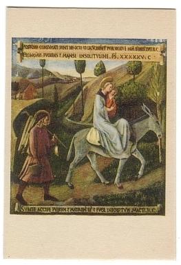 Firenze. Regio Museo San Marco. 20 riproduzioni di quadri in fototipia a colori.