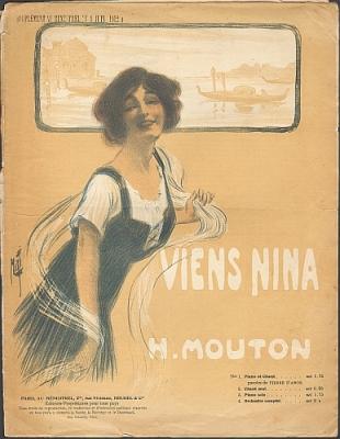Mouton, Hubert: Viens, Nina.